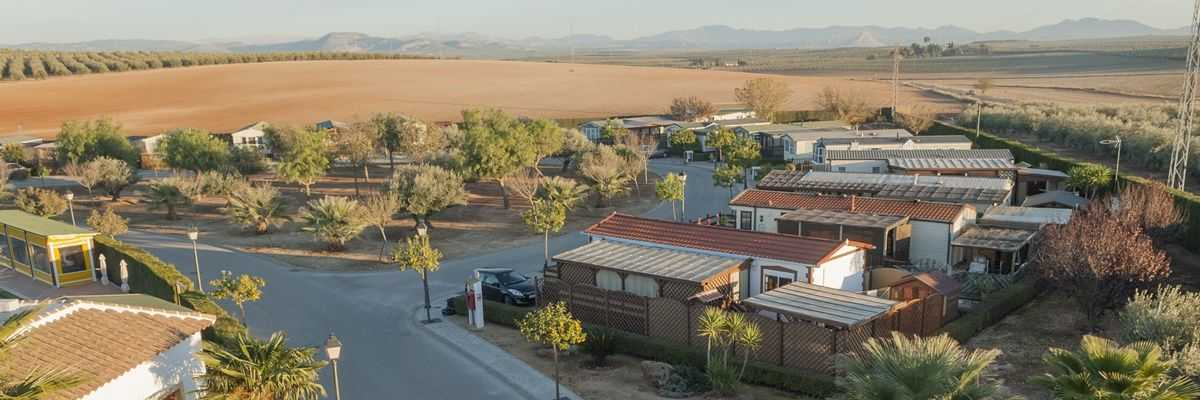 Mobile home park in Spain, Park La Posada, Image 34