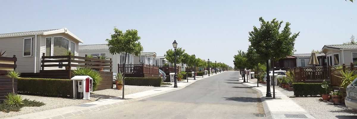 Mobile home park in Spain, Park La Posada, Image 33