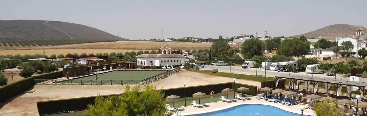 Mobile home park in Spain, Park La Posada, Image 32